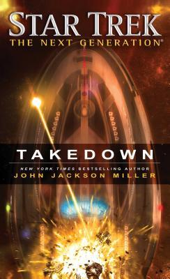 Cover for Takedown (Star Trek