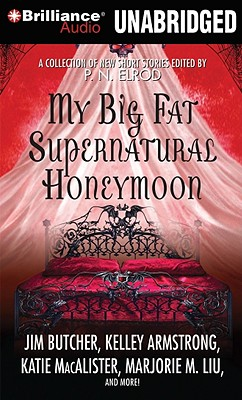 My Big Fat Supernatural Honeymoon Cover