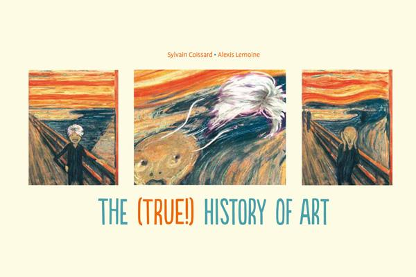 The (True!) History of Art Cover
