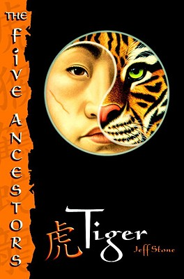 The Five Ancestors Book 1: Tiger Cover Image
