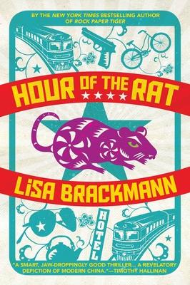 Hour of the Rat (An Ellie McEnroe Novel #2) Cover Image