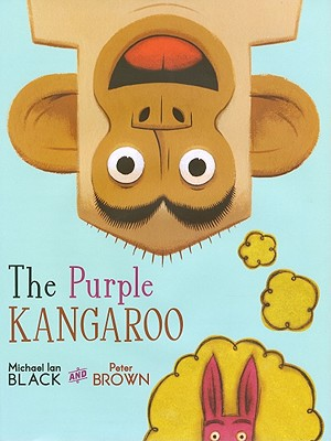 The Purple Kangaroo Cover