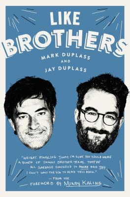 Like Brothers Cover Image
