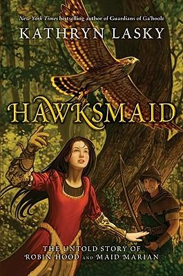 Hawksmaid Cover