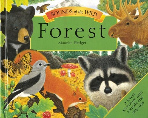 Sounds of the Wild: Forest Cover Image