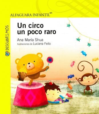 Un Circo Un Poco Raro Cover Image