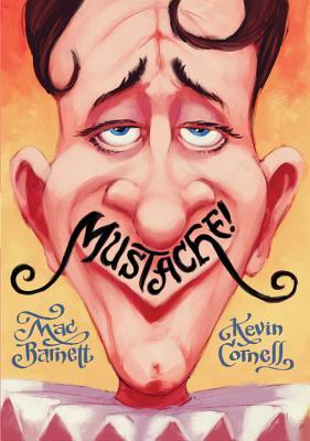 Mustache! Cover