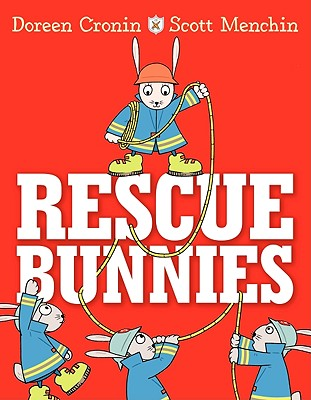 Rescue Bunnies Cover