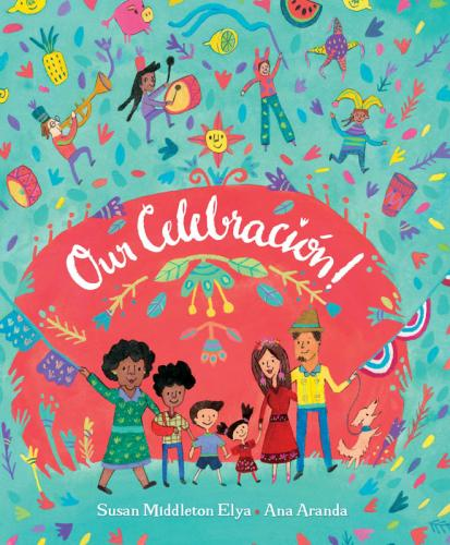 Our Celebración! Cover Image