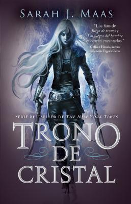 Trono de cristal / Throne of Glass Cover Image