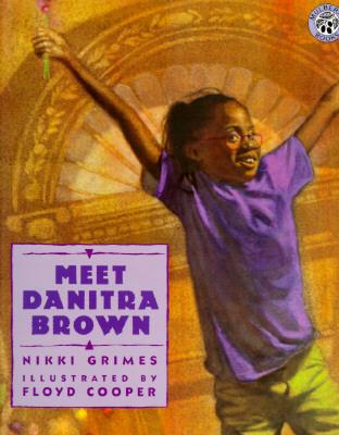 Meet Danitra Brown Cover