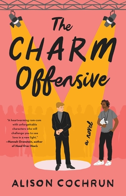 The Charm Offensive: A Novel Cover Image