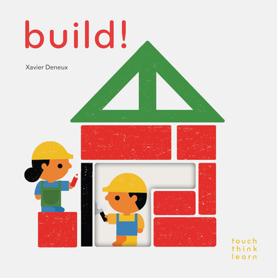 TouchThinkLearn: Build! Cover Image