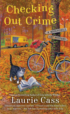 Checking Out Crime (A Bookmobile Cat Mystery #9) Cover Image