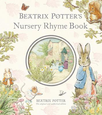 Beatrix Potter's Nursery Rhyme Book R/I (Peter Rabbit) Cover Image