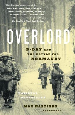 Overlord: D-Day and the Battle for Normandy Cover Image