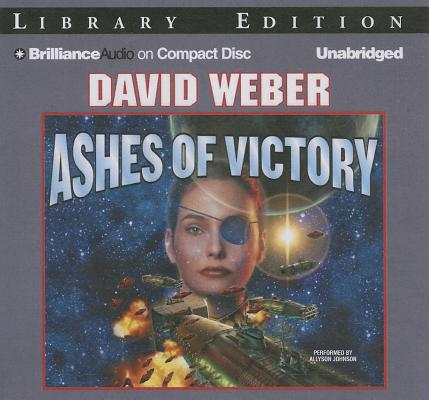 Ashes of Victory (Honor Harrington (Audio) #9) Cover Image