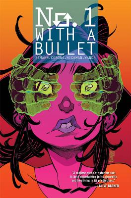 Cover for No. 1 with a Bullet