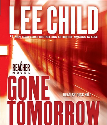 Gone Tomorrow Cover Image