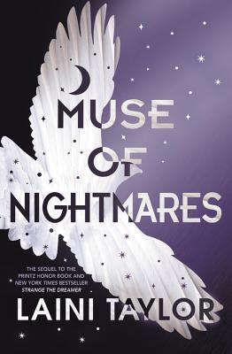 Muse of Nightmares (Strange the Dreamer #2) Cover Image