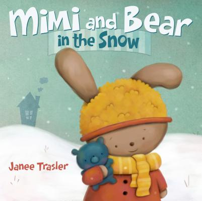 Mimi and Bear in the Snow Cover