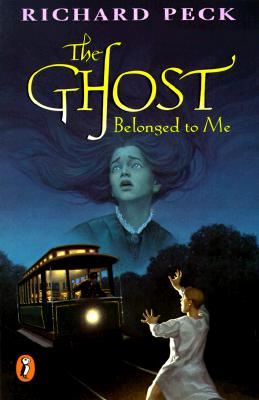 The Ghost Belonged to Me Cover