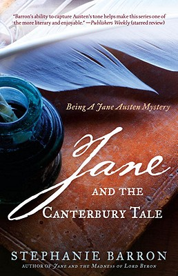 Jane and the Canterbury Tale Cover