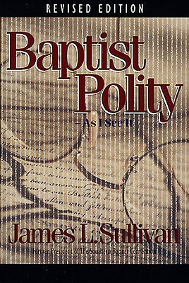 Baptist Polity Cover