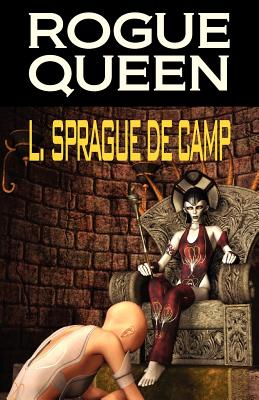 Cover for Rogue Queen