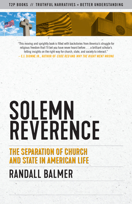 Solemn Reverence: The Separation of Church and State in American Life (Sunlight Editions) Cover Image