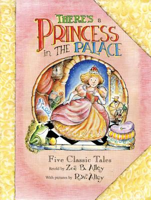 There's a Princess in the Palace Cover