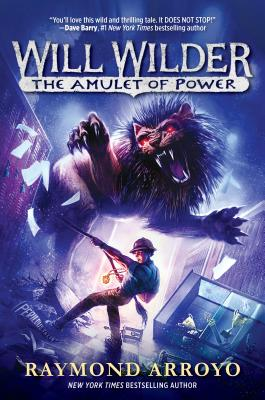 Will Wilder #3: The Amulet of Power Cover Image