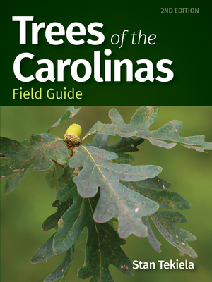 Cover for Trees of the Carolinas Field Guide