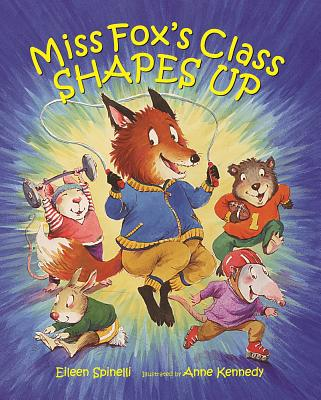 Miss Fox's Class Shapes Up Cover