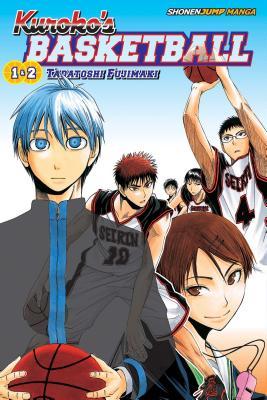 Kuroko's Basketball, Vol. 1: Includes vols. 1 & 2 (Kuroko's Basketball #1) Cover Image