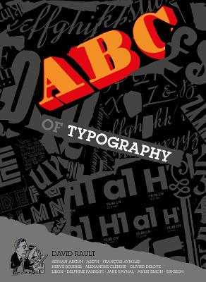 The ABC of Typography Cover Image