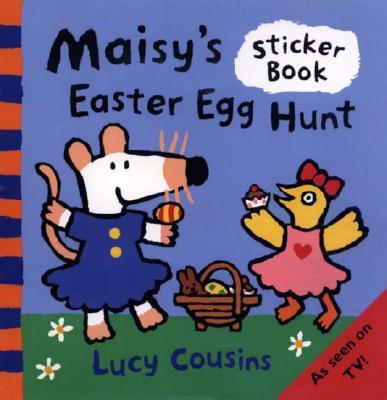 Maisy's Easter Egg Hunt Cover