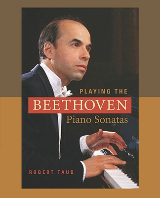 Playing the Beethoven Piano Sonatas Cover