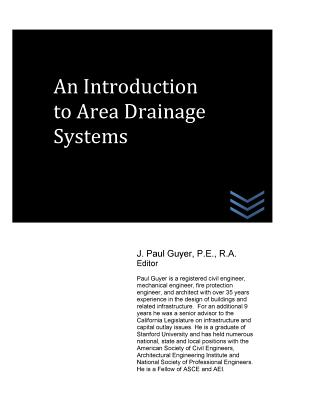 An Introduction to Area Drainage Systems Cover Image
