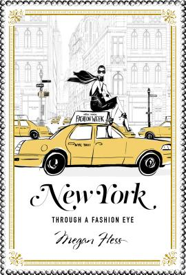 New York: Through a Fashion Eye Cover Image