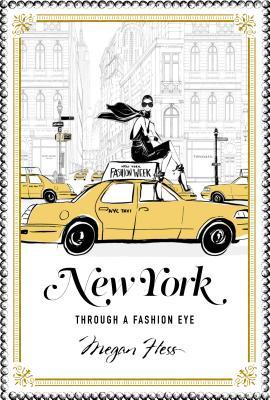 New York: Through a Fashion Eye Cover Image