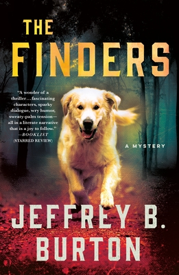 The Finders: A Mystery (Mace Reid K-9 Mystery #1) Cover Image