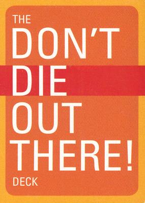 Don't Die Out There Deck Cover Image