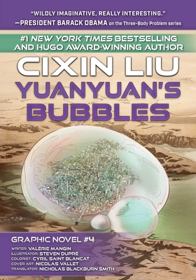 Yuanyuan's Bubbles: Cixin Liu Graphic Novels #4 Cover Image
