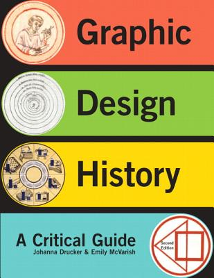 Graphic Design History Plus Mysearchlab with Etext -- Access Card Package Cover Image
