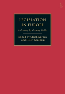 Legislation in Europe: A Country by Country Guide Cover Image
