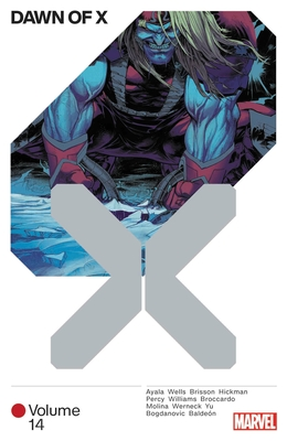 Dawn of X Vol. 14 Cover Image