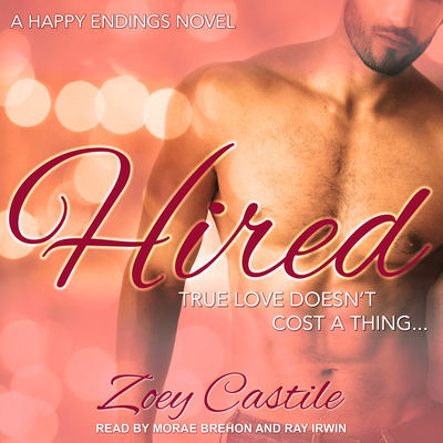 Hired (Happy Endings #2) Cover Image