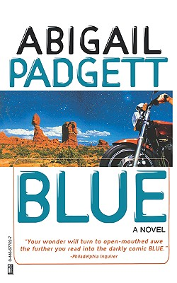 Blue Cover
