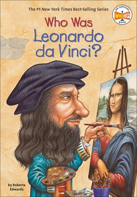 Cover for Who Was Leonardo da Vinci? (Who Was...?)